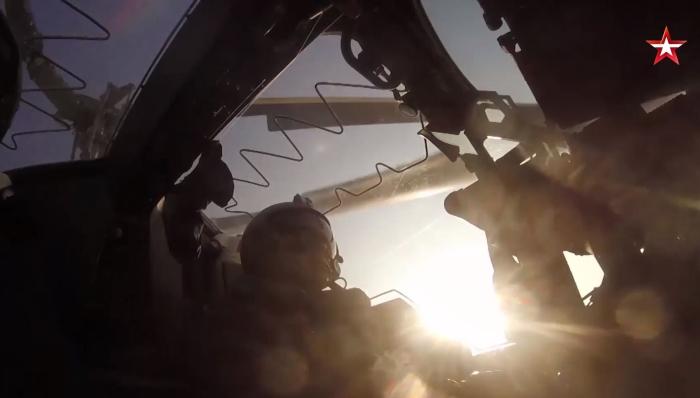 Cumartesi günü Zvezda TV kanalı tarafından yayınlanan videoda, helikopterin Rusya'nın Uzak Doğu'sundaki Habarovsk şehir yakınlarındaki bir pistte, perfomansını gösterdi.