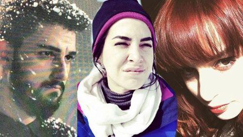 Instagram da ünlüler 12 ocak 2015