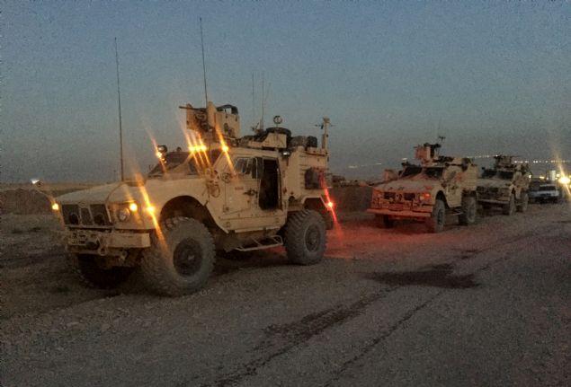 Irak Başbakanı Haydar el-İbadi, Musul'u DEAŞ'tan kurtarma operasyonunun başladığını duyurdu.