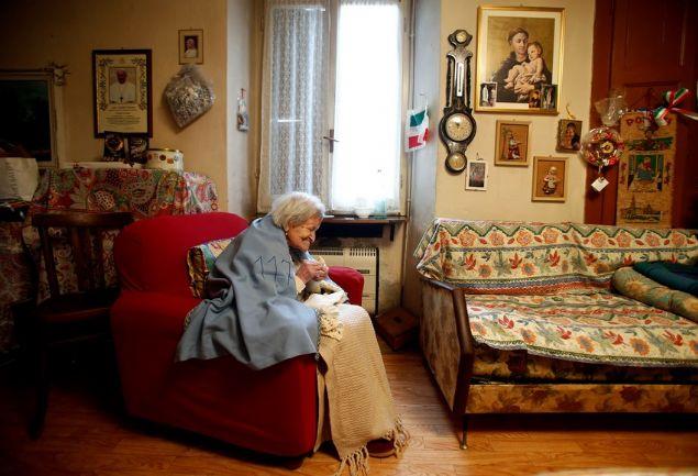<p>  D&uuml;nyanın en yaşlı kadını İtalyan Emma Morano, bug&uuml;n 117. doğum g&uuml;n&uuml;n&uuml; kutladı.</p>