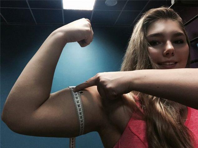 Gücün sadece erkeklerde olmadığını, kızlarında bunu başarabileceğini kanıtlayan Maryana, bir turnuvada 150 kilo kaldırmayı başarmıştır. Zamanla kendini geliştiren ve 175 kiloya kadar kaldırabilen bu kız gayet güçlü.