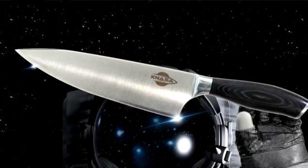 'Rockwell sertliği' 70'in üstünde çıkan bıçaktaki nano-tırtıkların, bıçağa benzersiz kesme performansı sağladığını söyleyen Ackerman, 'Kullanıldıkça ortaya çıkan dişler, bıçağı zamanla daha keskin hale getiriyor.' açıklamasında bulundu.