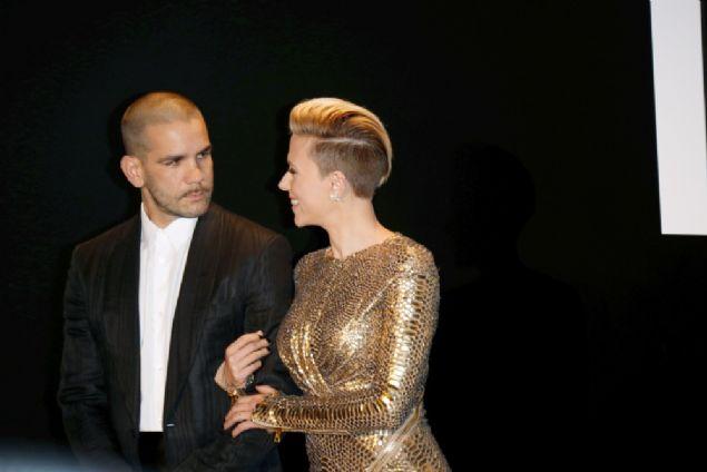 Ünlü oyuncu Scarlett Johansson boşandı