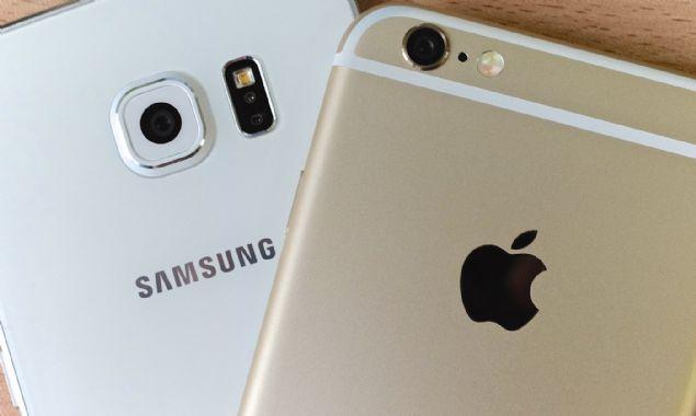 ABD merkezli teknoloji devi Apple, iPhone 8 için Samsung ile anlaşmaya vardı.