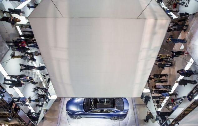 Otomotiv dünyasının gözde fuarlarından biri kabul edilen ve bu yıl 43'üncüsü düzenlenen Kanada Uluslararası Otomobil Fuarı (Kanada Autoshow) başladı.