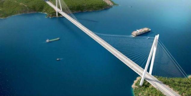 Köprü'nün iki ayak açıklığı: 2023
