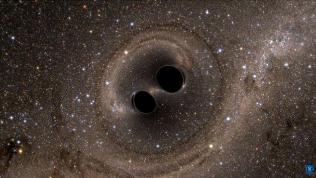 """Albert Einstein'ın 100 yıl önce var olduklarını iddia ettiği """"kütlesel çekim dalgalarının"""" gerçekten var olup olmadığına dair yapılan çalışmalar sonuçlandı."""