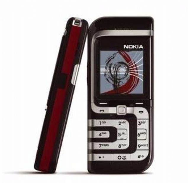 Nokia 7260  2004 yılında satışa sunulan Nokia 7260'nın tasarımı da sıradışıydı.