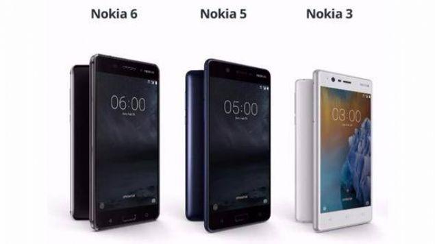 HMD Global bünyesinde Android'e geçiş yapan ve yepyeni akıllı telefonlar çıkaran Nokia, yeni modellerini Türkiye'ye getiriyor. Barcelona'da düzenlenen MWC 2017 Fuarı'nda da yerinde inceleme fırsatı bulduğumuz Nokia 3, Nokia 5 ve Nokia 6'nın Türkiye lansmanı yapıldı ve fiyatları belli oldu.