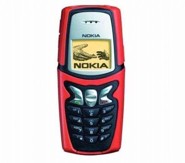 Nokia 5210  2002 yılında satışa sunulan Nokia 5210 gelişmiş kasasıyla özellikle telefonunu sık sık düşürenlere özel tasarlanan bir cihazdı.