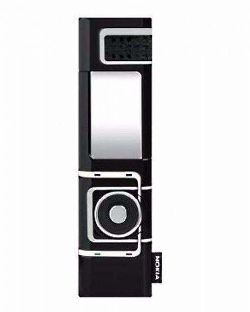 Nokia 7280  Herhangi bir klavyesi bulunmayan Nokia 7280 sıradışı tasarımıyla 2004 yılına damgasını vuran telefonlardan biri.