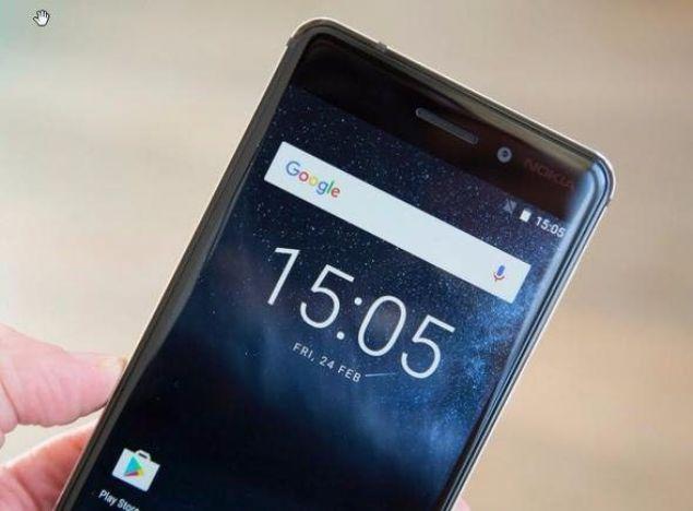 Nokia 6  5.5 inç FHD ekrana ekrana sahip olan Nokia 6, üç cihazın en iddialı olanı.