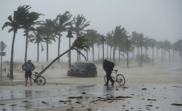 ABD Irma kasırgasıyla boğuşuyor