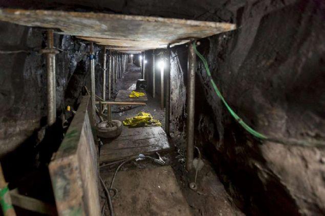 Brezilya'da 16 hırsız, 318 milyon dolar çalacakları banka şubesine 500 metre tünel kazdı. Tünelin inşasına 1.27 milyon dolar harcayan hırsızlar son anda yakalandı.