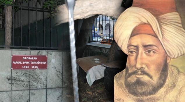 """Osmanlı padişahlarından Kanuni Sultan Süleyman'ın kudretli vezirlerinden Pargalı Damat İbrahim Paşa'nın yıllardır tartışılan mezar yeri için yeni bir iddia ortaya atıldı. Türkiye'de olduğu kadar dünyada da ilgi uyandıran """"Muhteşem Yüzyıl"""" dizisinin ardından geniş kitlelerin tanıyıp merak ettiği """"Pargalı İbrahim""""in olduğu düşünülen mezar yeri için İstanbul Kabataş Fındıklı'da bulunan Canfeda Çıkmazı'ndaki kabir gösteriliyordu."""