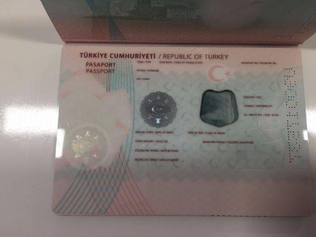 Polikarbon malzemeden imal edilecek yeni nesil pasaportlar, mevcut pasaportlara göre, daha dayanıklı ve uzun ömürlü olacak.