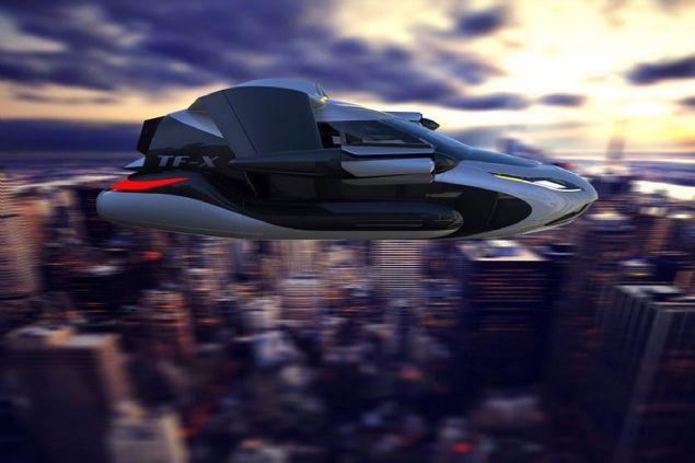 Otomobil devi Volvo, uçan arabalar üzerinde çalışmalar yürütmekle bilinen Terrafugia isimli şirketi satın aldı.
