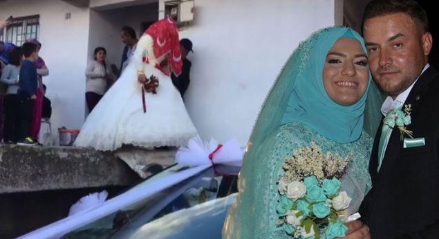 Manisa'da meydana gelen olay şaşkınlık içinde bıraktı. Yuntdağı bölgesinde yaşayan Ferhat Balaban çok sevdiği Berivan Aksoy ile evlendikten sonra sağdıçların 'düğün işkencesi'den korkup kaçtı.