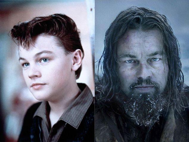 Hollywood'un dünyaca ünlü oyuncularının filmlerde yer aldığı eski ve yeni rollerini görünce şaşkına döneceksiniz. İnanılmaz bir değişim geçiren oyuncuların yer aldığı ilk ve son filmlerdeki hallerini sizler için derledik.    <br><br>          Leonardo DiCaprio
