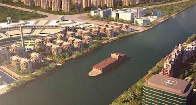 Ulaştırma, Denizcilik ve Haberleşme Bakanı Arslan: 'Küçükçekmece-Sazlıdere-Durusu koridoru Kanal İstanbul için en uygun güzergah olarak seçilmiştir.'