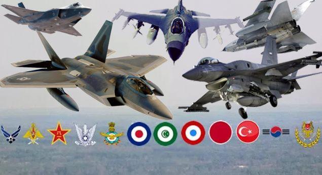 Flight International dergisi Dünya Hava Kuvvetleri 2018 raporunu yayınladı. Raporda hangi ülkenin kaç savaş uçağı var, yeni uçak siparişleriyle birlikte ülkelerin hava kuvvetleri gücü tek tek belirtildi. Dünya Hava Kuvvetleri 2018 raporunda Türkiye de tüm envanteriyle yer alıyor. İşte Flight International dergisinin yayımladığı alfabetik liste.