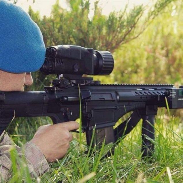 MPT-76, Türk ordusunun envanterinde bulunan 500 bin adet HK-G3 piyade tüfeğinin yerine üretilen, bütün tasarımı ve hakları MKE (Makine Kimya Endüstrisi)'ye ait olan Yerli ve Milli piyade tüfeği.