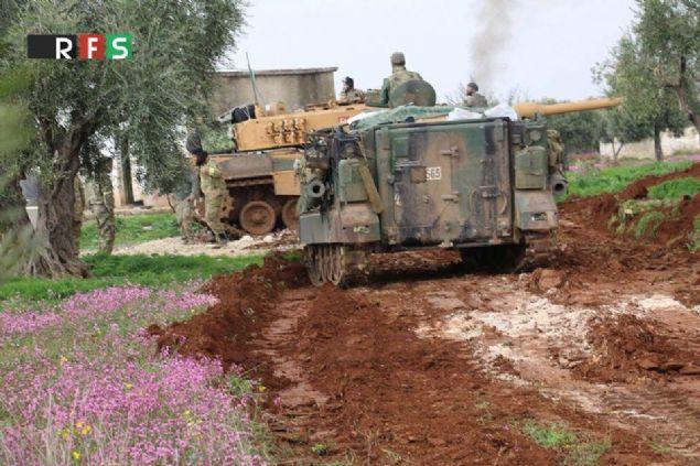 İlçe merkezi dışında altı belde merkezinin bulunduğu Afrin'de beşinci belde de alındı. TSK ve ÖSO, Afrin'e açılan kapı niteliğini taşıyan Cinderes'in kontrolünü teröristlerden aldı.