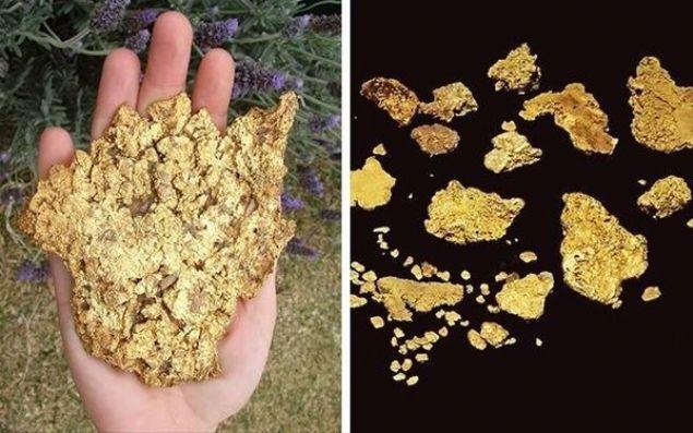 Avustralyalı bir çiftçi, evinin yakınındaki bir çölde metal dedektörü ile beklenmedik bir şey keşfetti.