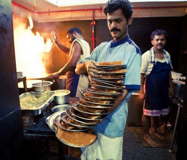 Hindistan'a turist olarak giden insanların çektikleri birbirinden ilginç fotoğraflar...