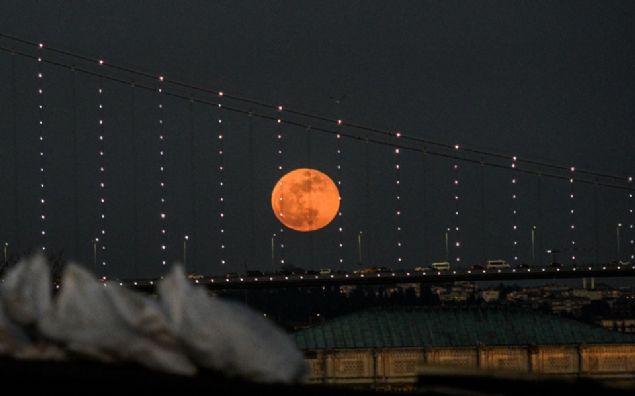 27 / 28 Temmuz'da gerçekleşecek yüzyılın en uzun süreli kanlı Ay tutulmasına hazır olun. 5 saat 40 dakika sürecek tutulmanın tamamı Türkiye'den izlenebilecek.
