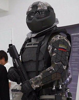 Rusya'nın 'Ratnik-3 suit' isimli zırhı tüm testlerden geçti