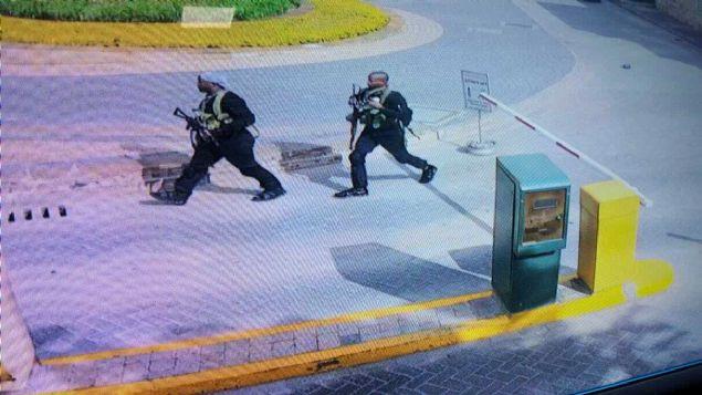 Rehine krizinde saldırganların hepsi öldürüldü