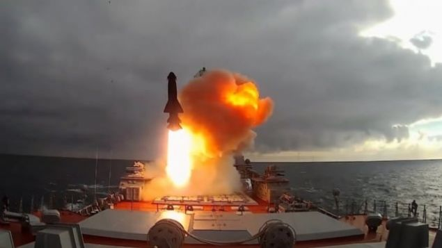 Yeni Rus füzesi 5 dakikada ABD'yi vurabilir