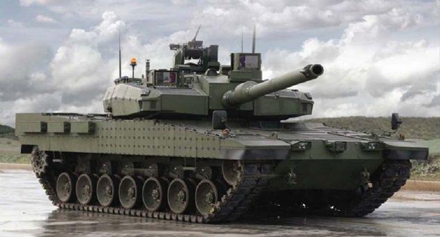 İmzalar atıldı! Türkiye'ye 100 Altay tankı siparişi verdiler