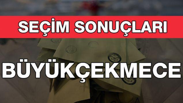 Geçersiz Oy Sayısı: 4.549  <br><br>  BÜYÜKÇEKMECE: CHP<br><br>  Kesin olmayan sonuçlara göre 72 bin 749 oy alan CHP'li Hasan Akgün, Büyükçekmece Belediye Başkanı seçildi. Onu 68 bin 518 oy alan AKP'li Mevlüt Uysal takip etti. Uysal, Kadir Topbaş'ın ardından İstanbul Büyükşehir Belediyesi Başkanlığına getirilmişti.