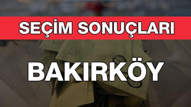 Geçersiz Oy Sayısı: 2.920<br><br>    BAKIRKÖY: CHP<br><br>  Bakırköy'de belediye başkanı değişmedi. Kesin olmayan sonuçlara göre 76 bin 978 oy alan CHP Adayı Bülent Kerimoğlu belediye başkanı seçildi. Onu 33 bin 490 oy ile AKP'li Mehmet Umur takip etti.