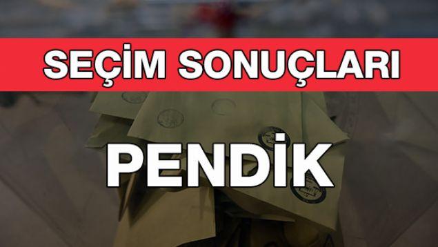 Geçersiz Oy Sayısı: 13.818  <br><br>  PENDİK: AK PARTİ<br><br>  Kesin olmayan sonuçlara göre 217 bin 807 oy alan AKP'li Ahmet Cin, Pendik Belediye başkanı seçildi. Onu 164 bin 197 oy alan CHP'li Mehmet Sait Usta takip etti.