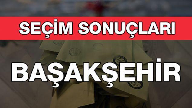 Geçersiz Oy Sayısı: 7.631  <br><br>  BAŞAKŞEHİR: AK PARTİ<br><br>  İstanbul'un Başakşehir ilçesinde belediye başkanlığını kesin olmayan sonuçlara göre, AK Parti adayı Yasin Kartoğlu kazandı. Kesin olmayan sonuçlara göre, Yasin Kartoğlu 104 bin 462, CHP adayı Abdulhadi Akmugan 65 bin 265, Saadet Partisi adayı Bekir Demirkaya 6 bin 451 oy aldı.