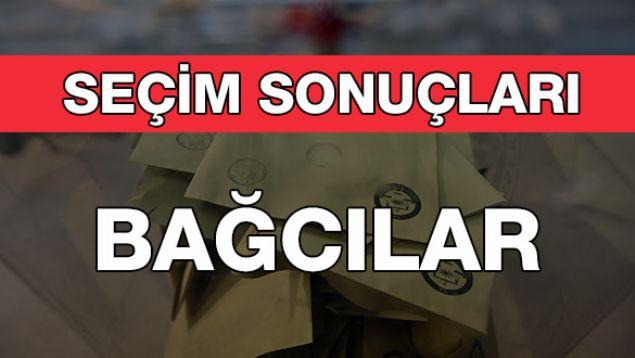 Geçersiz Oy Sayısı: 15.866  <br><br>  BAĞCILAR: AK PARTİ<br><br>  İstanbul'un Bağcılar ilçesinde belediye başkanlığını kesin olmayan sonuçlara göre, AK Parti adayı Lokman Çağırıcı kazandı. Kesin olmayan sonuçlara göre, Lokman Çağırıcı 189 bin 205, İYİ Parti adayı Muhammet Bayram 66 bin 971, HDP adayı Hüda Kaya 41 bin 841 oy aldı.