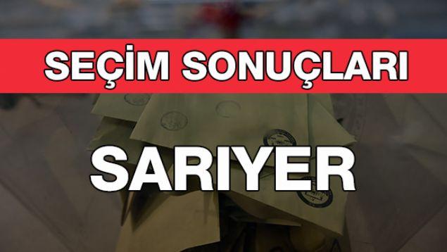 Geçersiz Oy Sayısı: 5.881  <br><br>  SARIYER: CHP<br><br>  Kesin olmayan sonuçlara göre 113 bin 204 oy alan CHP'li Şükrü Genç, Sarıyer Belediye Başkanı seçildi. Onu 84 bin 619 oy alan AKP'li Salih Bayraktar takip etti.