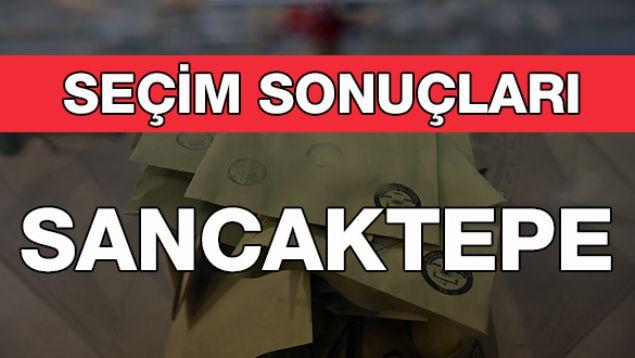 Geçersiz Oy Sayısı: 9.659  <br><br>  SANCAKTEPE: AK PARTİ<br><br>  Kesin olmayan sonuçlara göre 114 bin 611 oy alan AK Partili Şeyma Döğücü, Sancaktepe Belediye Başkanı seçildi. Onu 108 bin 31 oy alan CHP'li Özgen Nama takip etti.