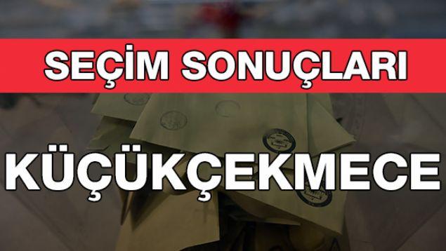 Geçersiz Oy Sayısı: 14.430  <br><br>  KÜÇÜKÇEKMECE: CHP<br><br>  Kesin olmayan sonuçlara göre 223 bin 675 alan CHP'Li Kemal Çebi, Küçükçekmece Belediye Başkanı seçildi. Onu 198 bin 652 oy alan AK Partili Temel Karadeniz takip etti.