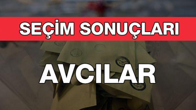 Geçersiz Oy Sayısı:  7.443<br><br>    AVCILAR: CHP<br><br>  Avcılar'da seçimi kesin olmayan sonuçlara göre 126 bin 416 oy ile CHP'li Turan Hançerli kazandı. Hançerli aldığı oy ile yüzde 52,11'lik orana ulaştı. Onu yüzde 45,47 ile AKP'nin adayı İbrahim Ulusoy takip etti.