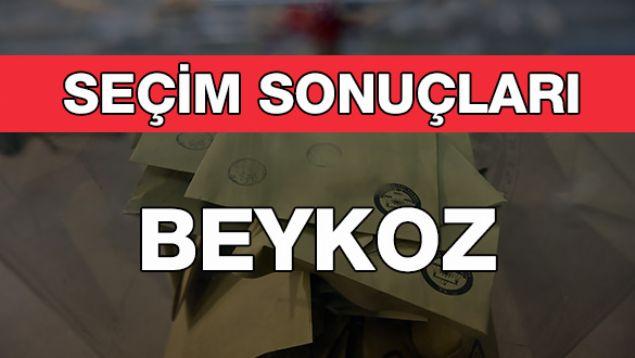 Geçersiz Oy Sayısı: 5.352<br><br>    BEYKOZ: AK PARTİ<br><br>  Kesin olmayan sonuçlara göre 73 bin 834 oy alan AK Partili Murat Aydın Beykoz Belediye Başkanı seçildi. Onu 55 bin 387 oy ile CHP'li Coşkun Tosun takip etti.