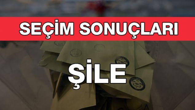 Geçersiz Oy Sayısı: 718  <br><br>  ŞİLE: AK PARTİ<br><br>  İstanbul'un Şile ilçesinde belediye başkanlığını kesin olmayan sonuçlara göre, AK Parti adayı İlhan Ocaklı kazandı. Kesin olmayan sonuçlara göre, İlhan Ocaklı 12 bin 69, İYİ Parti adayı Rahmi Çakar 7 bin 404, CHP adayı Ali Şecaattin Güney 2 bin 482 oy aldı.