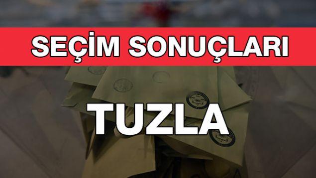 Geçersiz Oy Sayısı: 5.178  <br><br>  TUZLA: AK PARTİ<br><br>  Kesin olmayan sonuçlara göre, 74 bin 37 oy alan AK Parti Şadi Yazıcı, Tuzla Belediye Başkanı seçildi. Onu 68 bin 15 oy alan CHP'li Salim Gürsoy izledi.