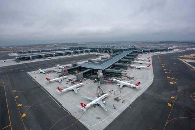 İsviçre medyasından 'İstanbul Havalimanı'na büyük övgü