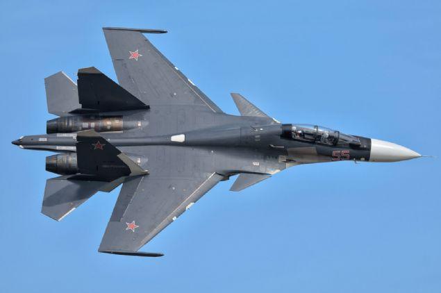 Rusya Su-30SM'leri teslimata hazırlıyor