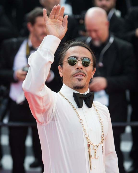 Nusret'e Cannes'dan ödül