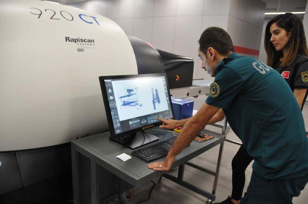 Ticaret Bakanlığı, 29 Ekim'de açılışı yapılan İstanbul Havalimanı'nda, yasa dışı ticaretle mücadele kapsamında gümrükteki teknik cihaz kapasitesini güçlendirdi.